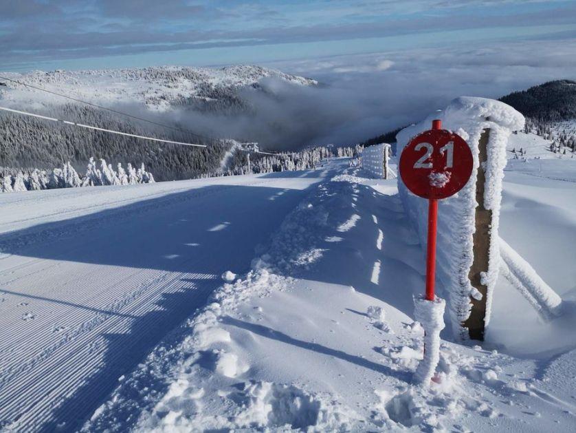 Skijanje u Srbiji do 18. aprila