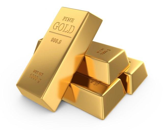 Skočila cena zlata