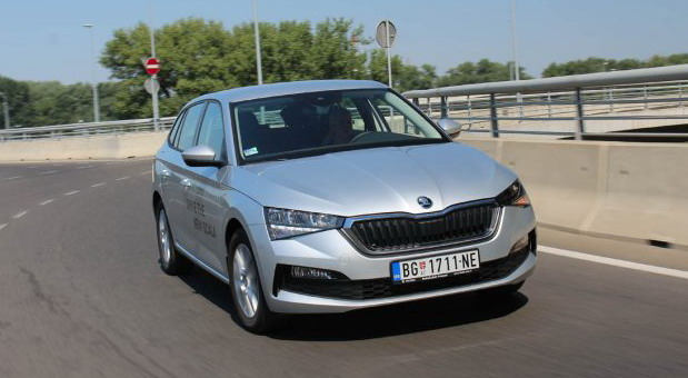Škoda Scala 1,6 TDI Ambition na testu Auto magazina