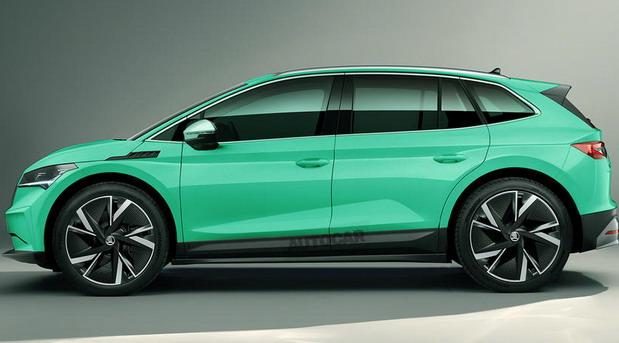 Škoda planira i manji električni crossover