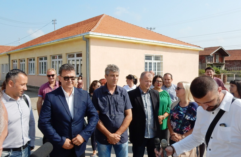 Škola u Velikoj Grabovnici dobila novi krovni pokrivač