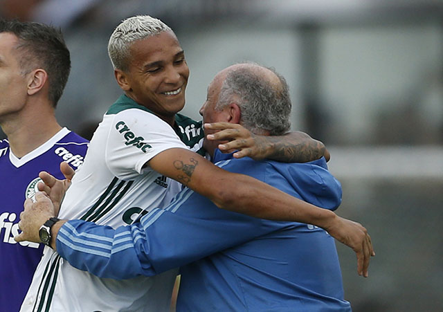 Skolari pokorio Brazil, Palmeiras po deseti put osvojio Seriju A (video)