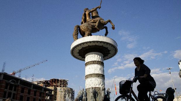 Skoplje, kraj otpora Đorđa Ivanov