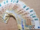 Skoro 15.000 evra zaplenjeno na terminalu Gradina