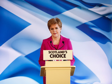 Škotska: Moguć referendum na jesen 2021. godine