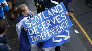 Škotska premijerka: Dobila sam mandat za referendum