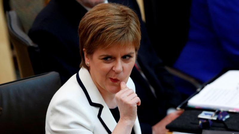 Škotska premijerka: Džonson radi na Bregzitu bez sporazuma
