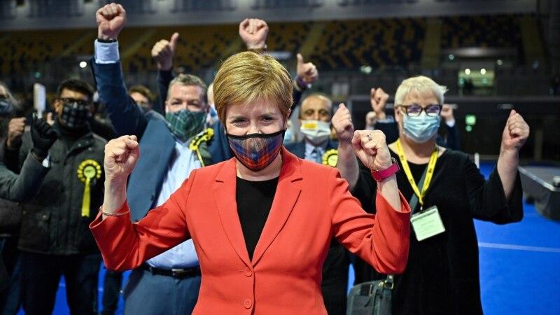 Škotski nacionalisti nakon izborne pobede obećavaju glasanje o nezavisnosti