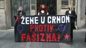Skup Žena u crnom 10. jula u Beogradu povodom 25 godina od genocida u Srebrenici