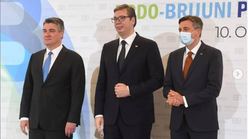 Vučić: Na Balkanu nema saglasnosti o pitanju promene granica