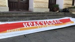 Skup opozicije koja podržava bojkot izbora sutra u Kragujevcu