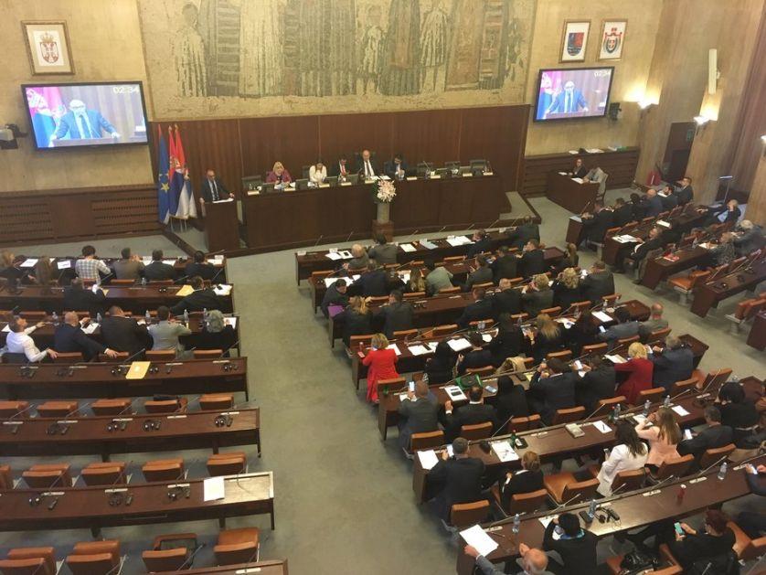Skupština AP Vojvodine usvojila izborne izmene - cenzus tri odsto