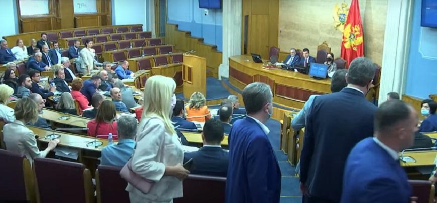 Skupština Crne Gore usvojila Rezoluciju o Srebrenici