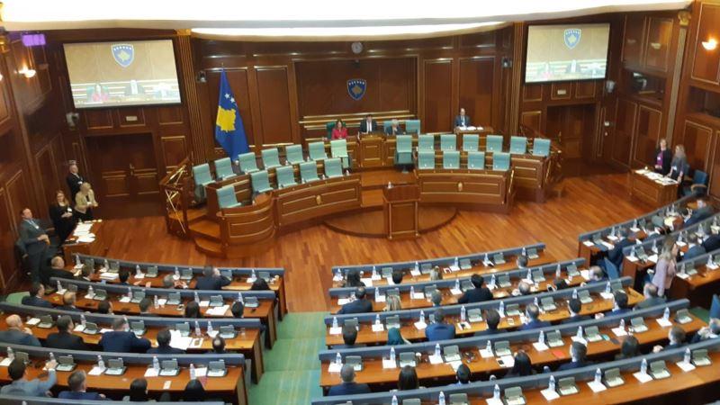 Skupština Kosova bira novu Vladu
