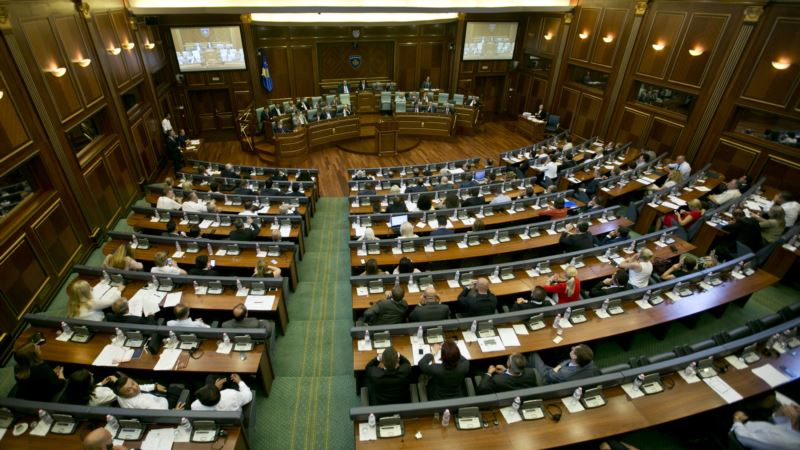 Skupština Kosova usvojila rezoluciju o zločinima bivšeg režima Srbije na Kosovu
