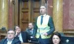 Skupština: Obradović priziva pariski scenario