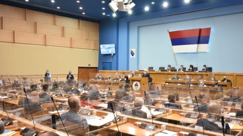 Skupština RS odbacila Inckov zahtjev da poništi povelje osuđenima za ratne zločine