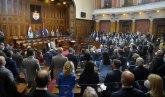 Nastavlja se sednica Skupštine Srbije: Smeta im Vučićevo ime, jer ih pobeđuje-Brine o svim Srbima UŽIVO