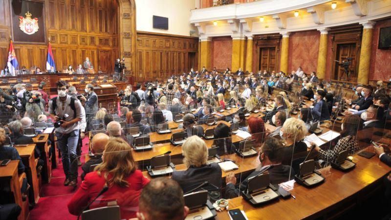 Skupština Srbije u sredu bira novu Vladu