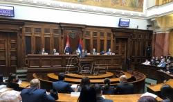 Skupština Srbije usvojila rebalans ovogodišnjeg budžeta i zakone o državnoj pomoći