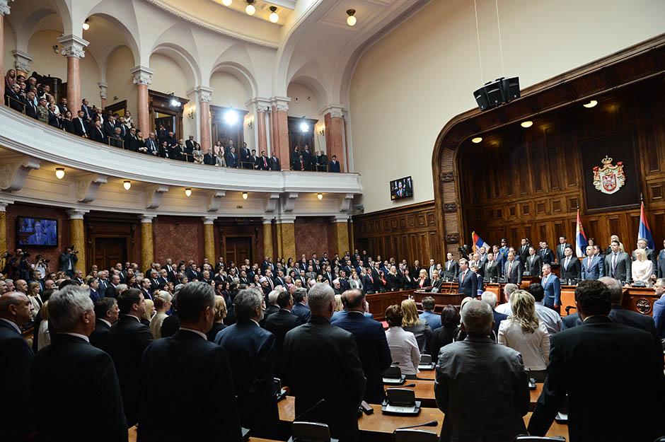 Skupština: Usvojen budžet za 2019.