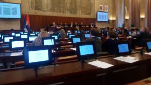Skupština Vojvodine 29. oktobra imenuje Pokrajinsku vladu