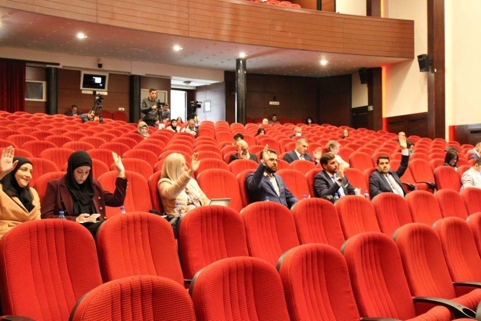 Skupština grada Novog Pazara – Bez razumijevanja za prijedloge opozicije