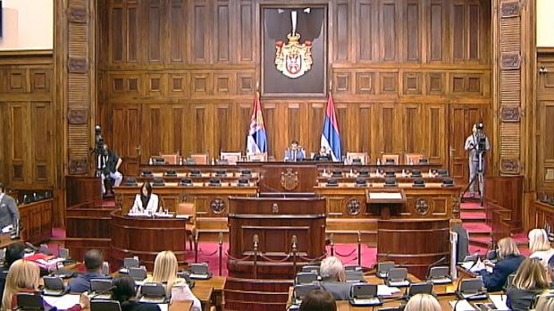 Skupština o izboru sudija