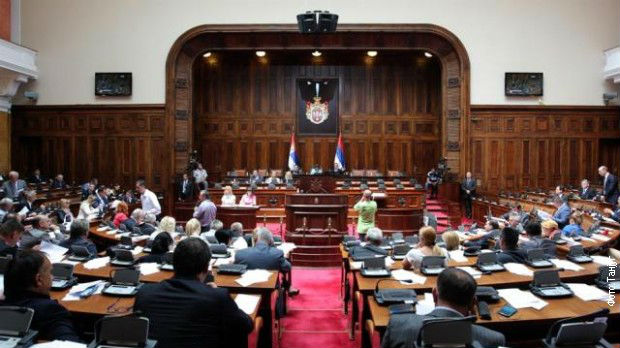 Skupština o izmenama zakona o penzijama
