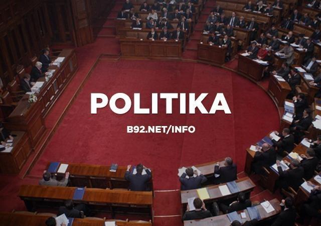 Skupština počinje novu sednicu