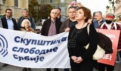 Skupština slobodne Srbije: Žalosni napadi UNS-a, tabloida i vlasti na N1 i Novu