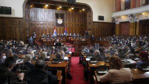 Skupština usvojila izmene Zakona o penzijskom i invalidskom osiguranju