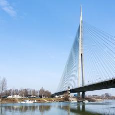 Skupština usvojila odluku: Gradi se novi most koji će povezati Novi Beograd i Adu Ciganliju