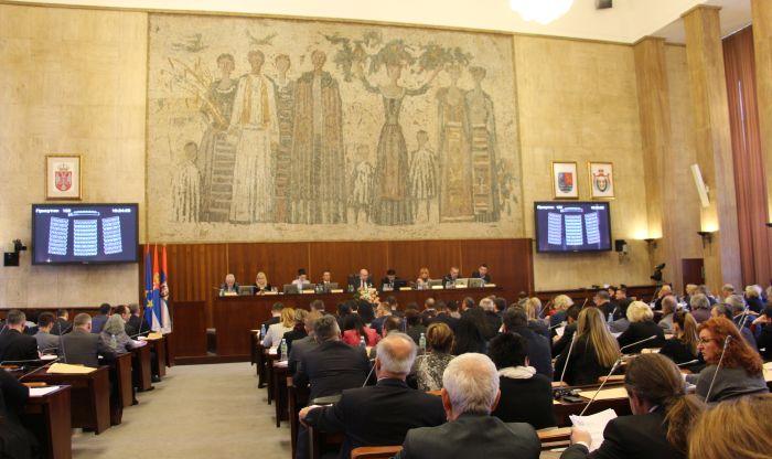 Skupštine Srbije i Vojvodine beleže pad otvorenosti