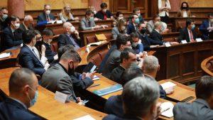 Skupštinski odbor pokrenuo proces promene Ustava