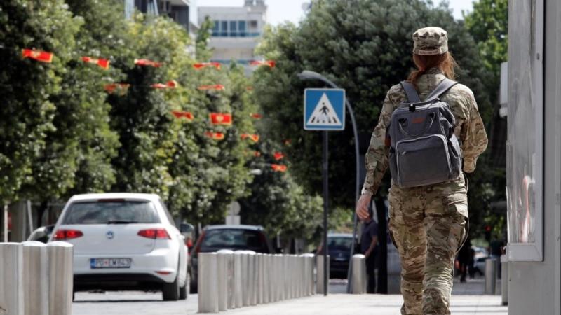 Slanje crnogorskih vojnika na Kosovo zaustavila korona ili Demokratski front?