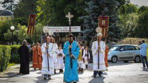 Slava Stare crkve i litija u Kragujevcu