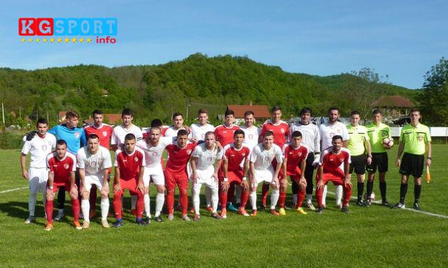 Slavija i Žeželj igraju finale Kupa grada Kragujevca (sreda, 16.30 h)