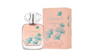 Slavimo život: Novi Escadin parfem Celebrate Life