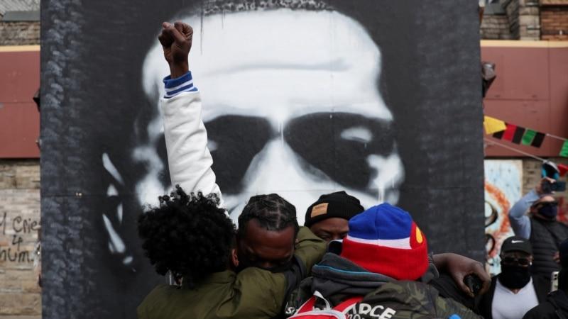 Slavlje u Minneapolisu nakon proglašenja Chauvina krivim