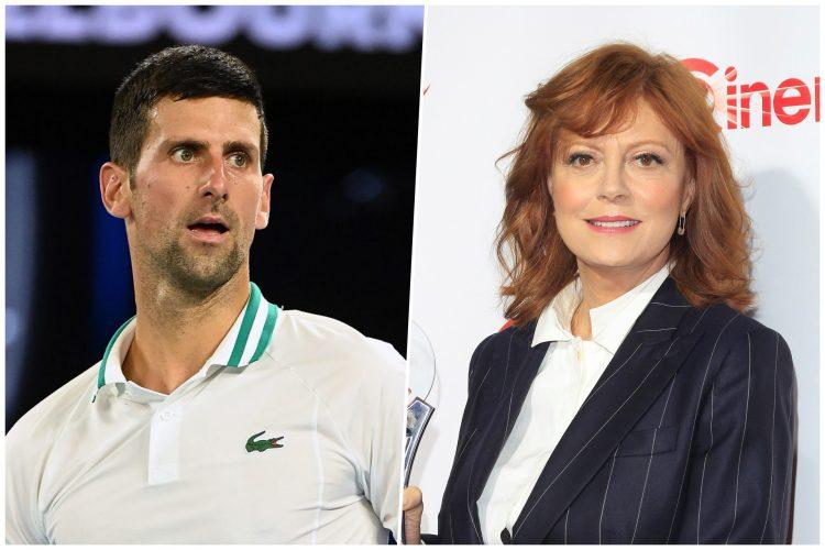 Slavna glumica se javno izvinila Novaku zbog napada