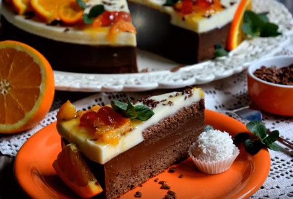 Slavska torta: Čokoladna fruti! (RECEPT)