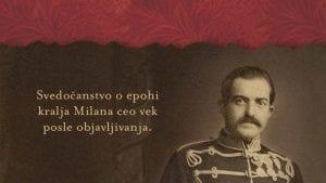 Slika vremena iz epohe poslednjih Obrenovića