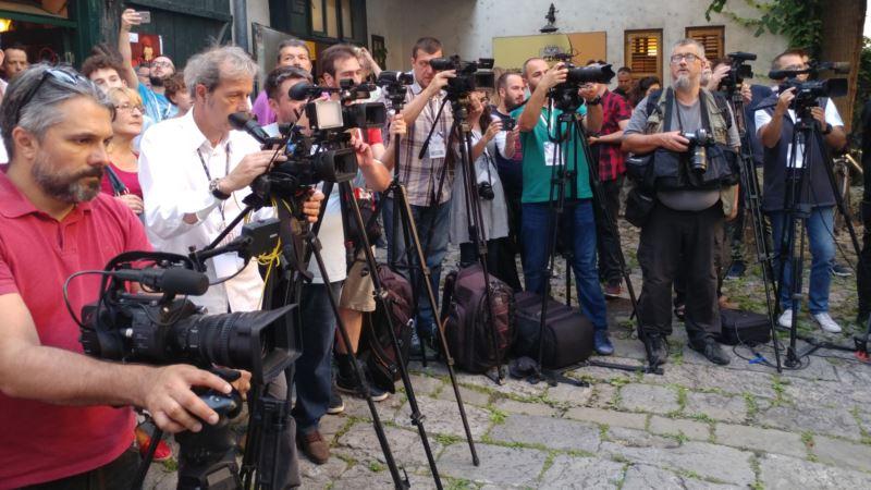 Sloboda medija kreće od novinara