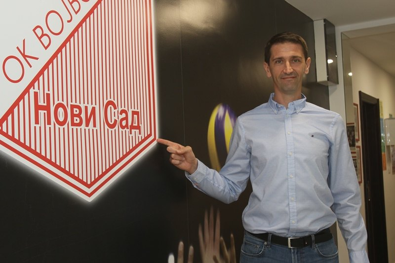 Slobodan Boškan novi trener Vojvodine