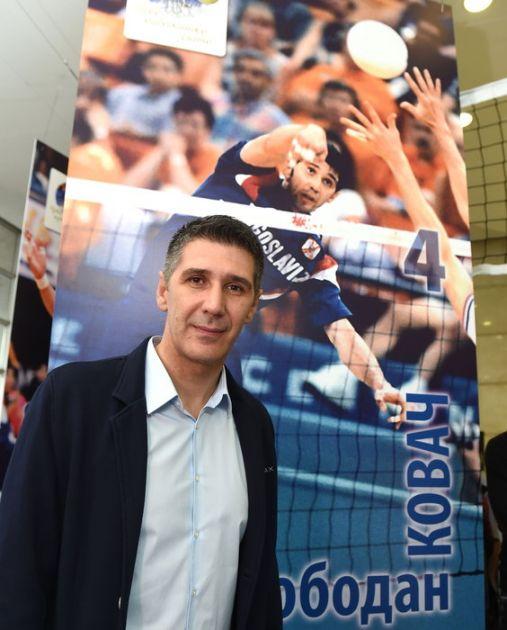 Slobodan Kovač novi selektor Srbije