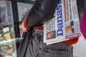 Sloga: Hajkom na dnevni list Danas ugrožavaju se ljudi koji tamo rade