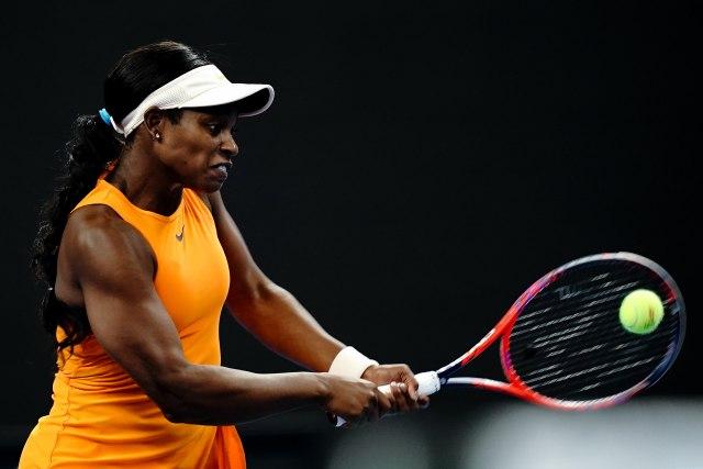 Sloun Stivens se prvi put plasirala na Završni WTA turnir