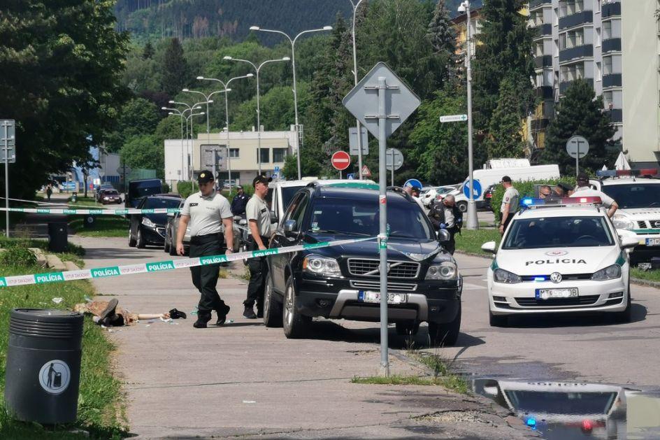 Smrtonosni napad u osnovnoj školi u Slovačkoj: Ubijen zamenik direktora, ranjeno dvoje dece, napadač likvidiran