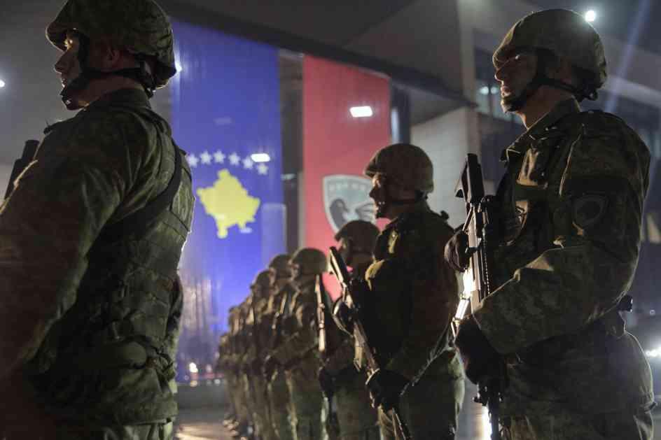 Slovačka narodna stranka o tzv. vojsci Kosova: Korak protiv mira